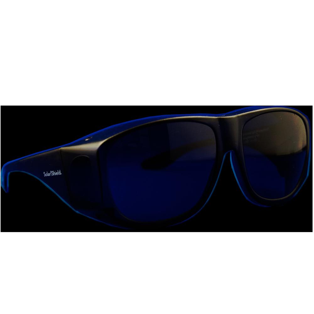 Smoke Color Sun Shield Sunglasses