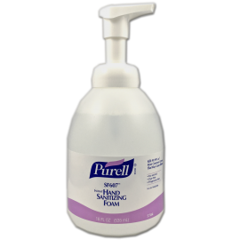 Purell® Alcohol-Free Foam Hand Sanitizer