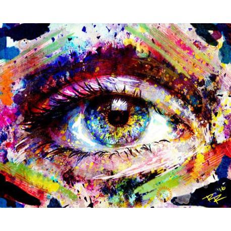 Spark Eye Art - Dark