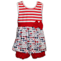 Little Girl Patriotic Dress