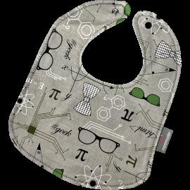 Cloth Bib - Mod Geek