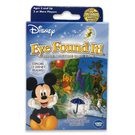 disney eye found it hidden picture card game instructions