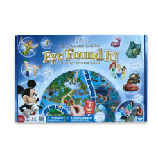 Disney Eye Found It! Hidden Picture Board Game