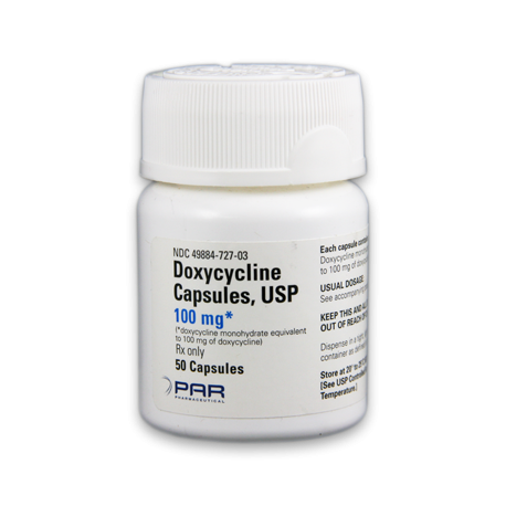Doxycycline 100 mg
