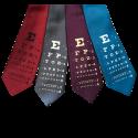 Eye Chart Tie