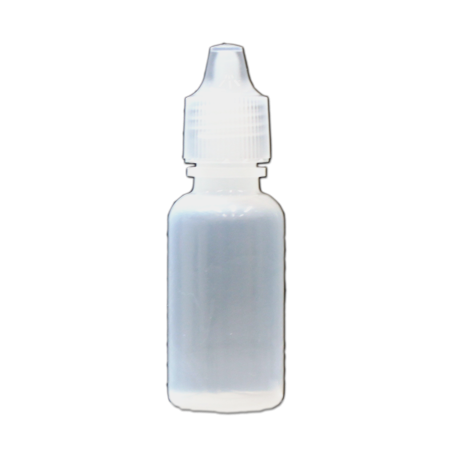 Dropper Bottle - 15 mL Plastic