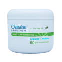 Oasis Lid & Lash + Tea Tree Oil Cleansing Pads