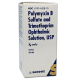 Polymyxin B, Trimethoprim Solution