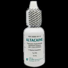 Tetracaine 0.5% (Altacaine)