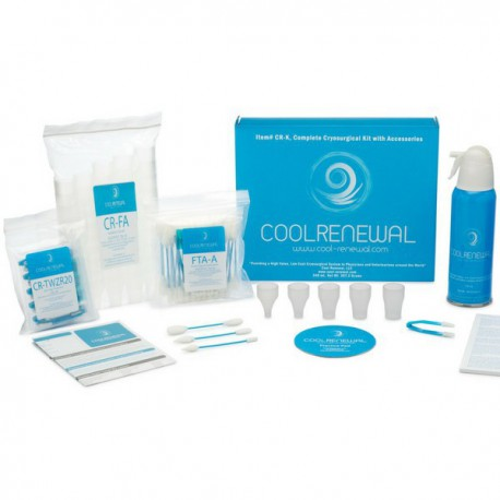 Cool Renewal 65 Freeze Cryosurgery Kit