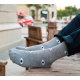 Men's Socks - Grey with Eyes