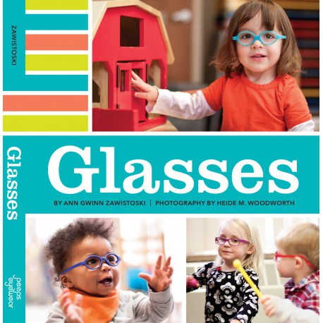Glasses Board Book