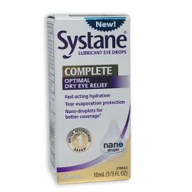 Systane® Complete - Exp. 10/20