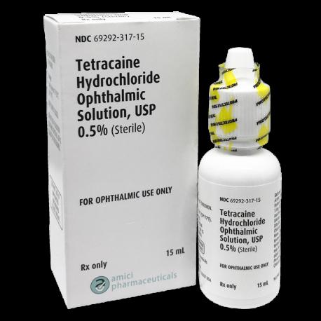 Tetracaine 0.5%