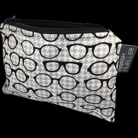 Zippy Bag - Black & White