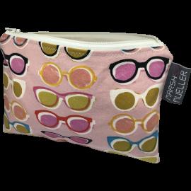 Zippy Bag - Poolside Pink