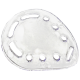 Eye Shield - Clear, Polycarbonate, Vented